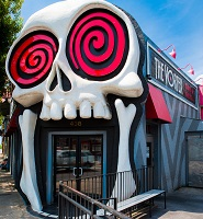 The Vortex in Little Five Points Atlanta