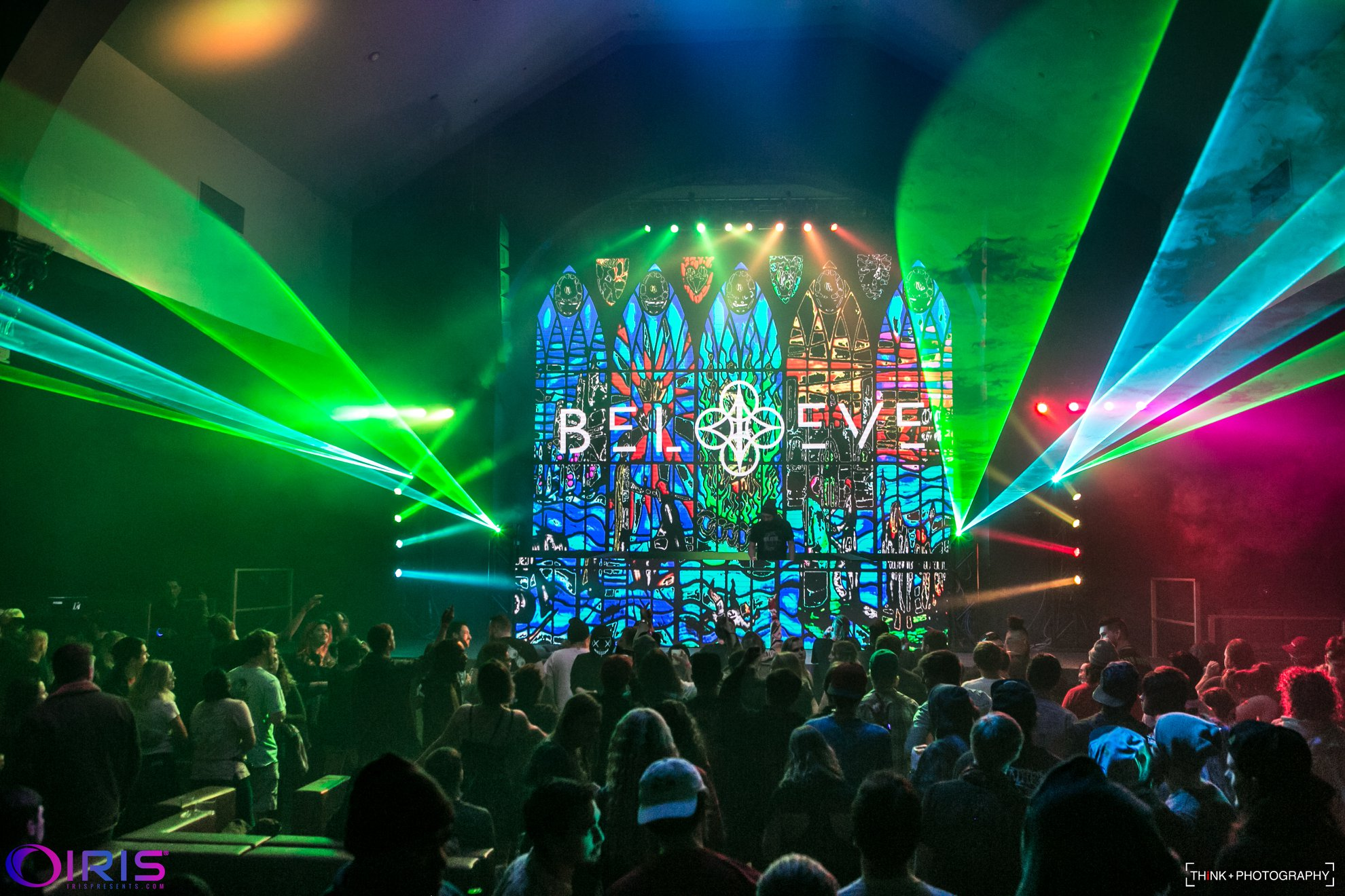 Believe Music Hall - Best Places to Dance in Downtown Atlanta