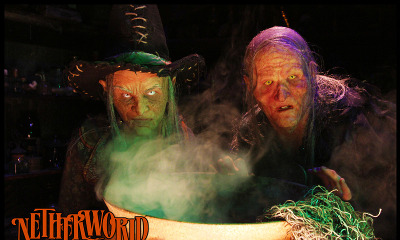 Haunted house season is back; time to return to the best one in the country. (📷 Netherworld Haunted Attractions)
