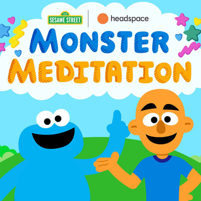 'Sesame Street' and Headspace Team Up to Encourage Kids to Practice Meditation and Mindfulness