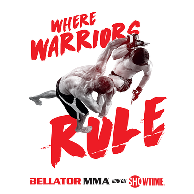 SHOWTIME® Is the Home of Combat Sports