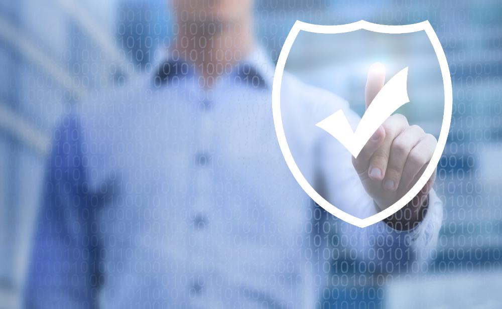 メインビジュアル : サイバーセキュリティ対策ファーストステップガイド