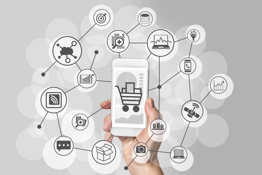 The ubiquity of connected devices has transformed the purchase journey into something less linear and more parallel - fotolia