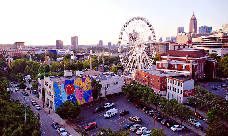Romantic Restaurants And Things To Do In Downtown Atlanta