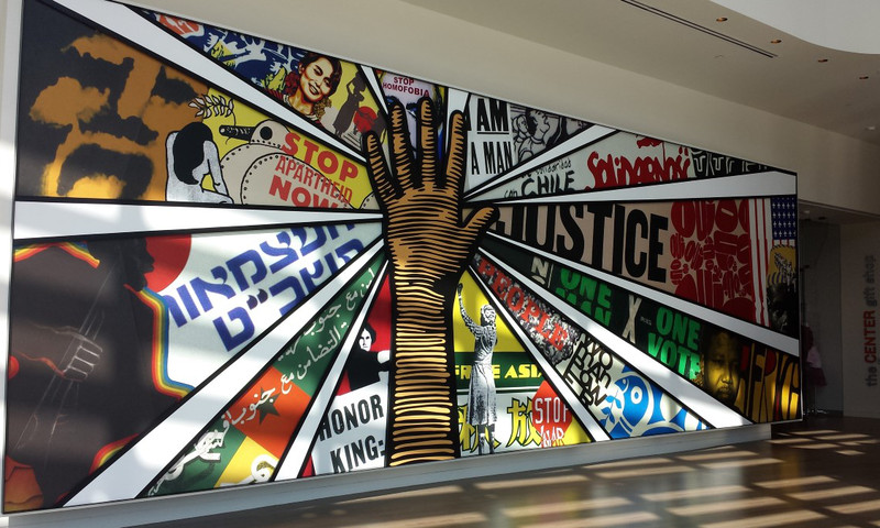 Celebrate Black History Month at the National Center for Civil and Human Rights.
