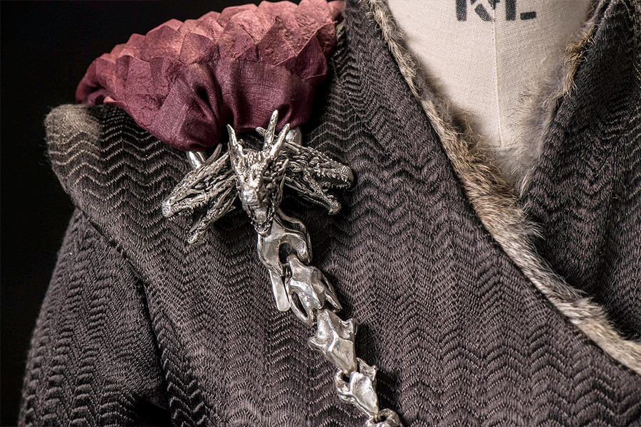 Uncommon Threads Costume Design On Game Of Thrones At T Entertainment News