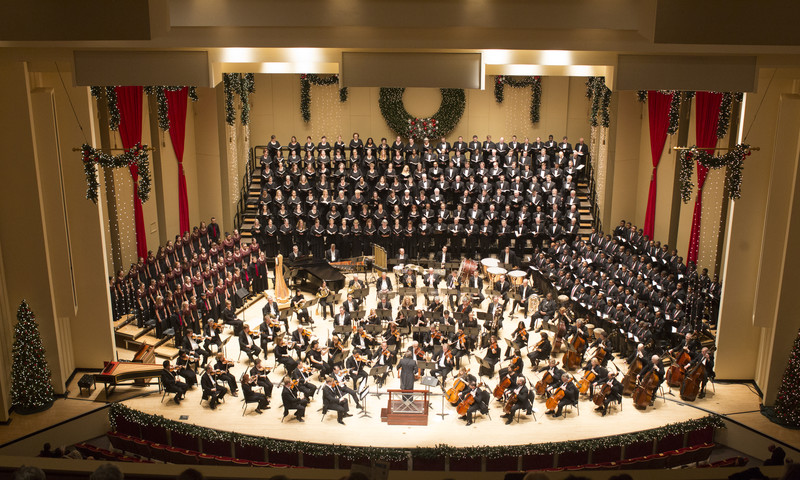 Atlanta Symphony Orchestra is tuned up for the holidays.