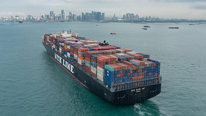 メインビジュアル : 日本郵船様が挑むグローバル3万人超、230拠点でのワークスタイル変革