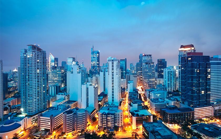 メインビジュアル : クラウド活用がさらに進むフィリピンでデジタル革新にともに取り組む