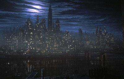 "How Tim Burton Brought Gotham to Dark, Gritty Life in His ""Batman"" Films"