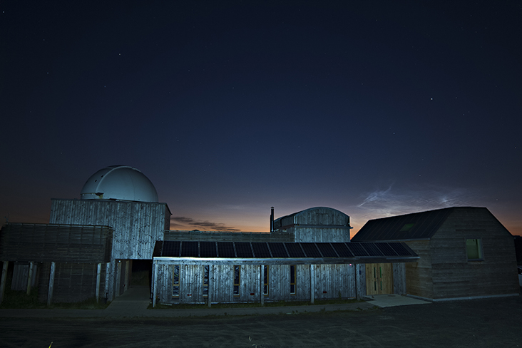 The Scottish Dark Sky Observatory in Galloway Forest Dark Sky Park