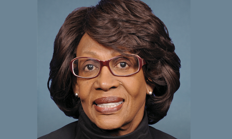 California congresswoman Maxine Waters was a member of the Congressional Black Caucus.