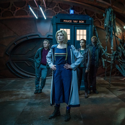 """Why Now Is the Perfect Time to Explore the Universe with """"Doctor Who"""" on HBO Max"""