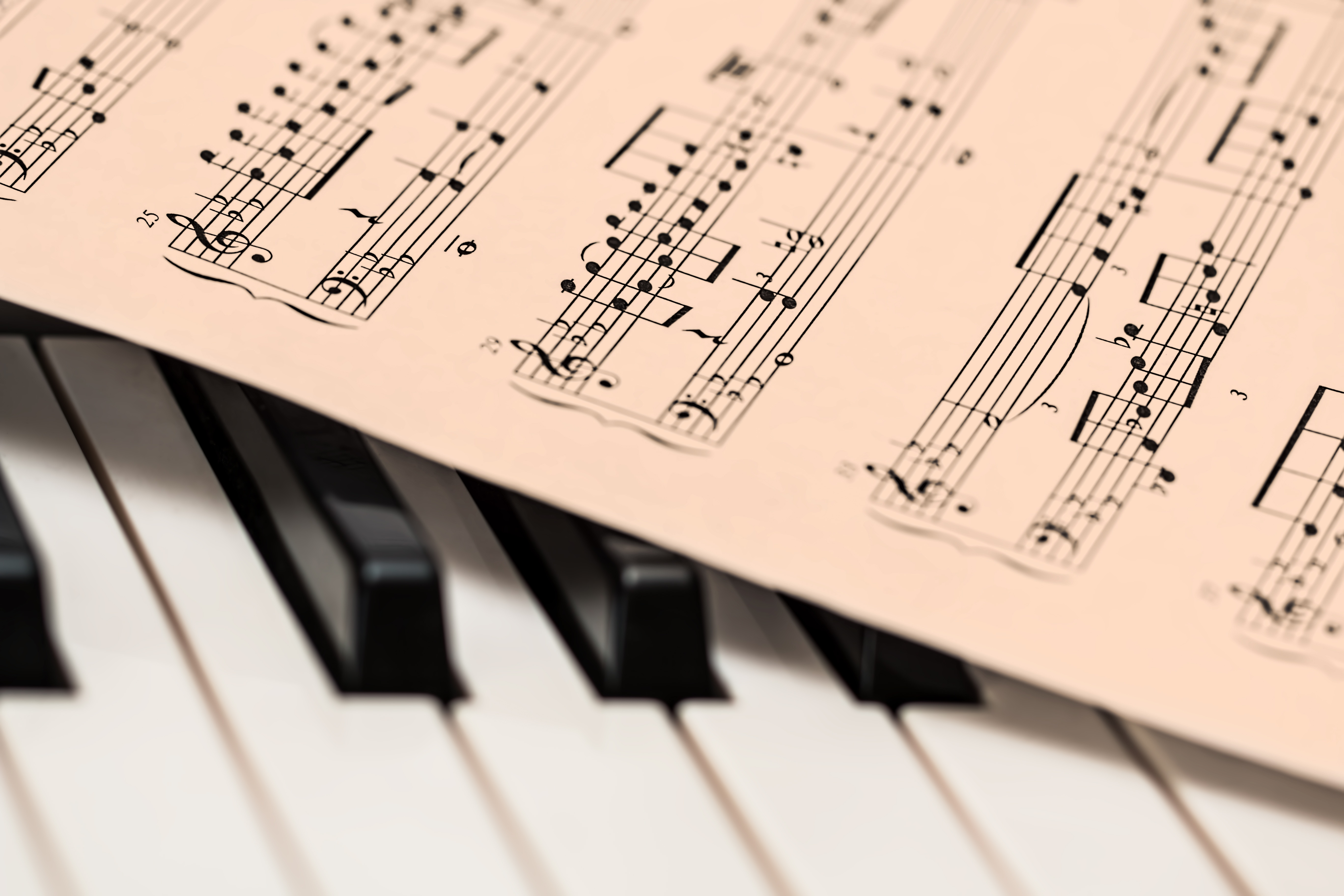 Main visual : What can music composition tell us about business optimization?