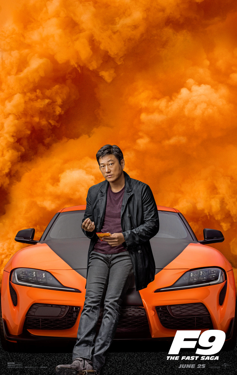 New Trailer: The Fast Saga – F9