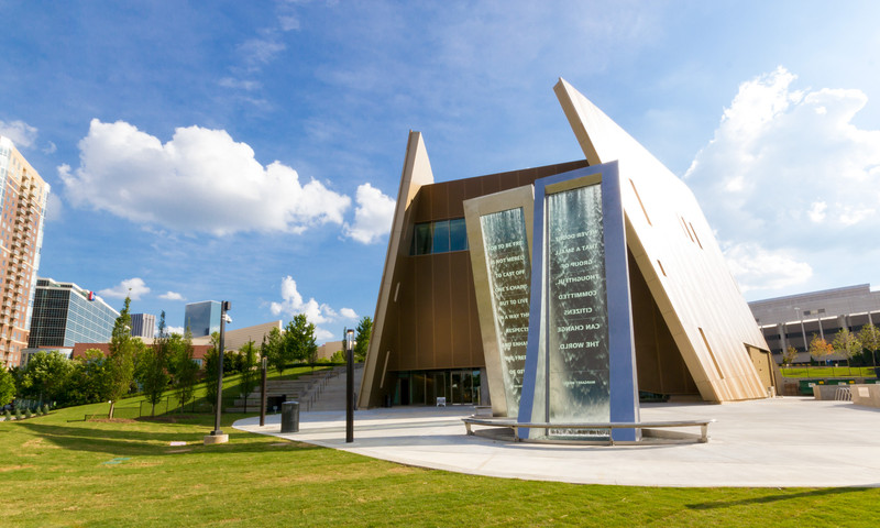 Entrance to the National Center for Civil and Human Rights is free for service members this Memorial Day weekend.