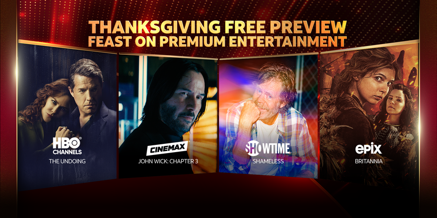 AT&T TV Thanksgiving Free Preview