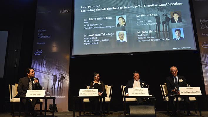 メインビジュアル : 「成功のカギは企業の戦略性にあり」、タイにおけるIoT活用を議論