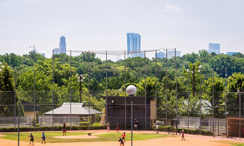 Chastain Park is a great alternative to Piedmont Park. (James Duckworth, AtlantaPhotos.com)