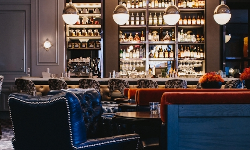 Head to swanky Bar Margot for a special occasion and sip on excellent cocktails.
