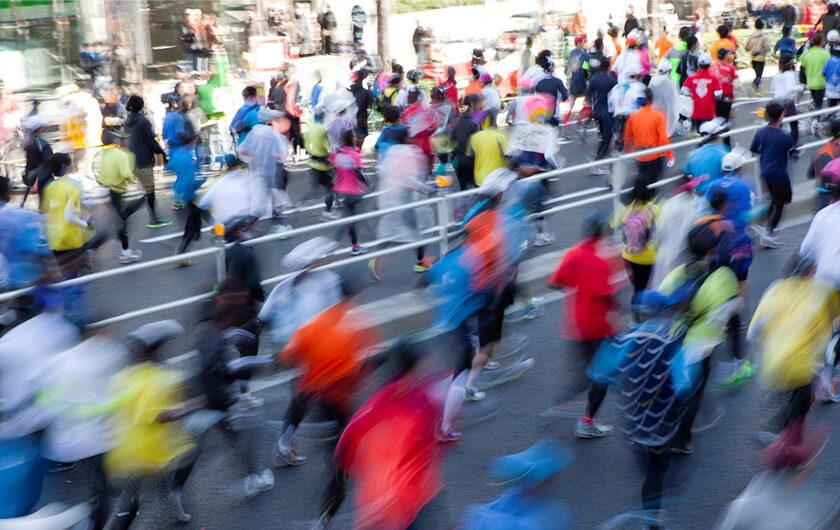 メインビジュアル : スポーツビジネス新時代(後編)「ランニング人口2000万人を目指すエコシステムとは?」