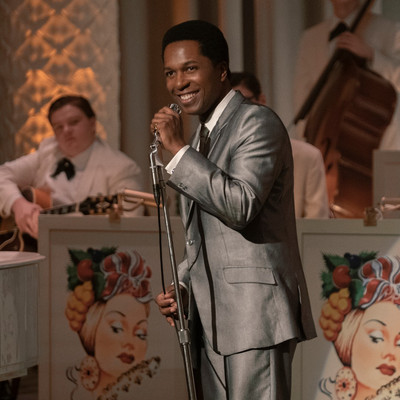 How Leslie Odom Jr. Overcame Imposter Syndrome as Sam Cooke in  'One Night in Miami …'