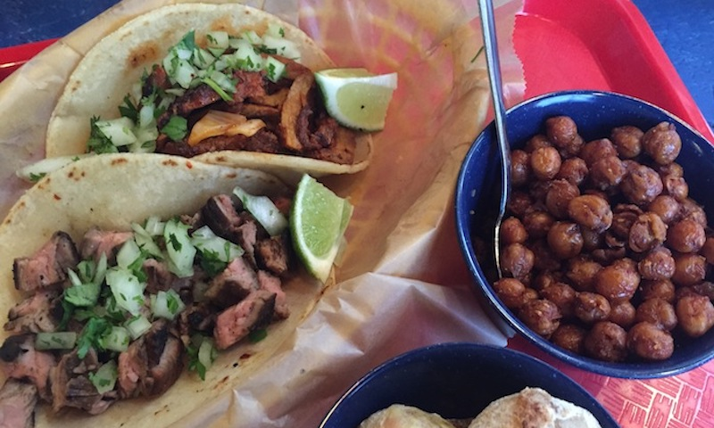 Rreal tacos are the rreal deal.