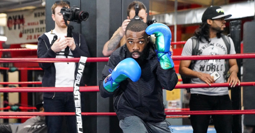 The fastest hands in boxing: Gary Russell Jr. talks speed, smarts, and dream fights