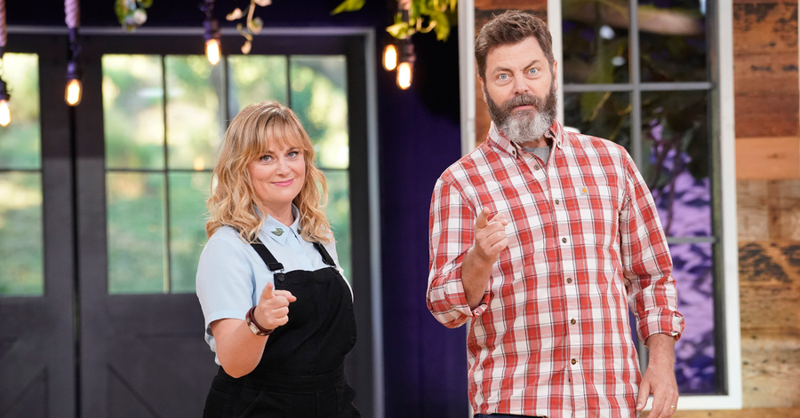 Amy Poehler And Nick Offerman's 'Making It' Is Handcrafted For This Age Of Feel-Good TV