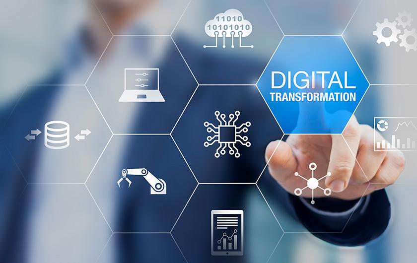 メインビジュアル : 【DX入門編②】企業が今、デジタルトランスフォーメーションに取り組むべき3つの理由