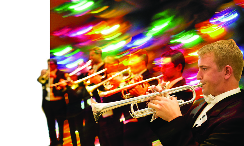 The music is colorful and seasonal at ASO holiday shows.