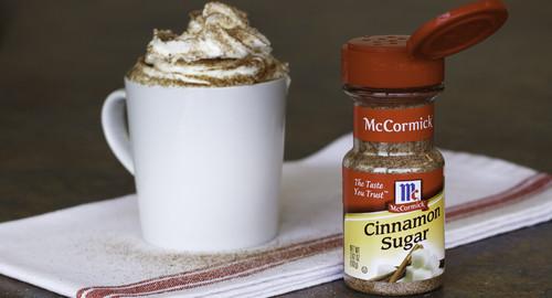 Flavor Story: Cinnamon Sugar