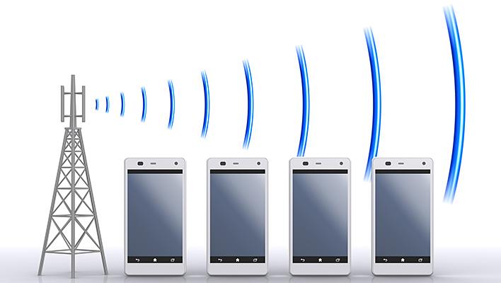 メインビジュアル : 大容量データの同時通信においても快適な環境を。「5G」向けミリ波ビーム多重化が世界最高レベル12Gbps通信速度を実現