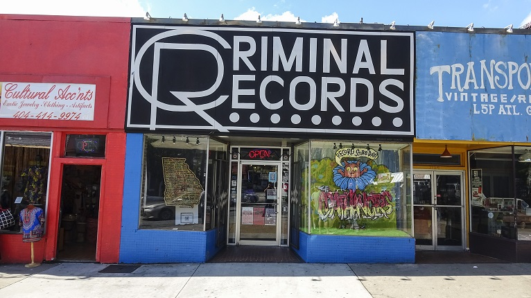 Criminal Records - Little 5 Points Atlanta