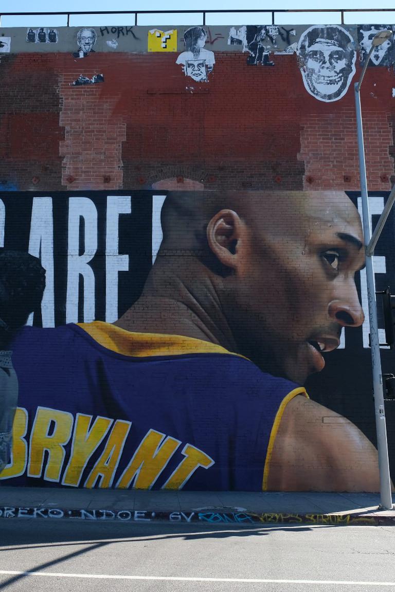 No Cheering in the Press Box? Kobe Turning Mamba Changed That