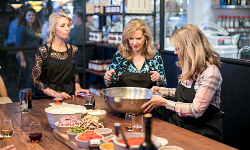 Bellina Alimentari Offers Cooking Classes And Themed Dinners Heidi Geldhauser