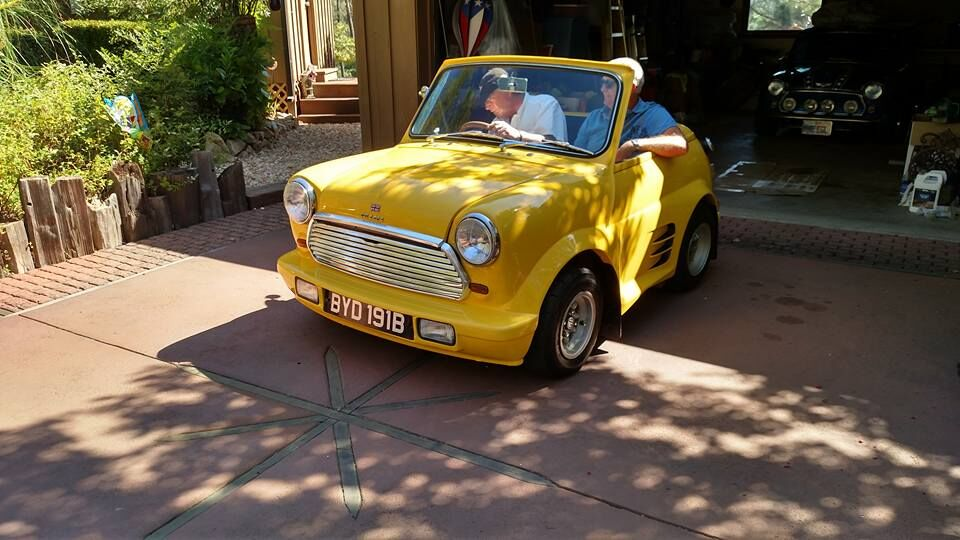 The Mini mania started in 2004