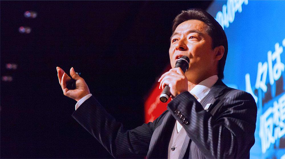 メインビジュアル : エバンジェリスト・中山五輪男が語る、AIとシンギュラリティ