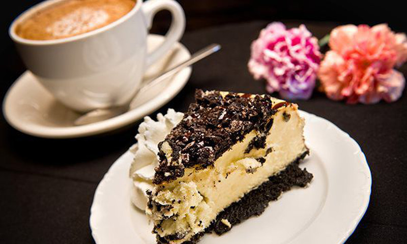 Cafe Intermezzo is the perfect place to have a nice latte, enjoy a dessert or a variety of other delicious options.