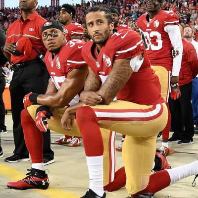 If You Plan To Take A Stand Like Colin Kaepernick, Be Prepared To Pay A Similar Price