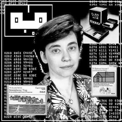 Joyce Weisbecker, the First Female Video Game Programmer