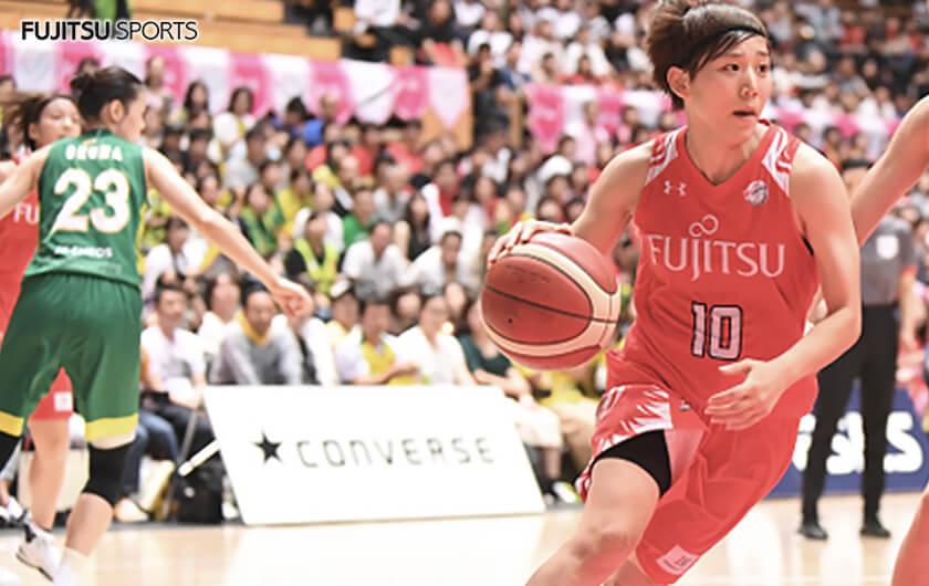 メインビジュアル : 日本女子バスケに熱視線!「アジア杯」4連覇の先へ