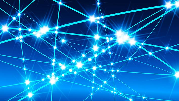 メインビジュアル : 1秒以内にネットワークを構築し、迅速なシステム利用を可能にするSDN技術を開発
