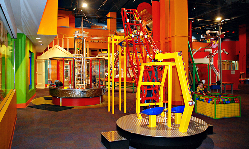 Have some fun at the Children's Museum. (Joleen Pete Photography)
