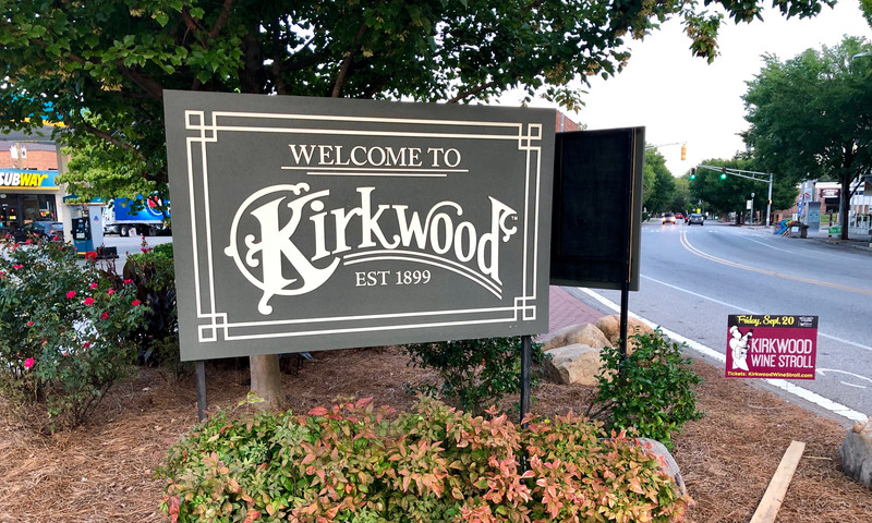 Kirkwood is coming up. See where to eat in our guide. (📷 Cameron Haldin)