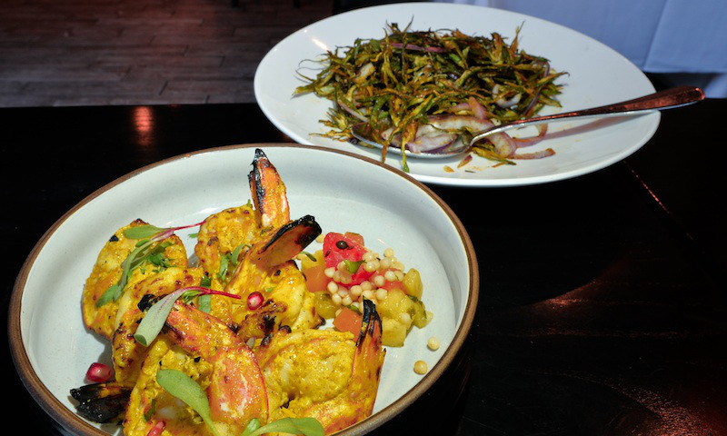 Indian/American fusion rocks at Midtown's Tabla.
