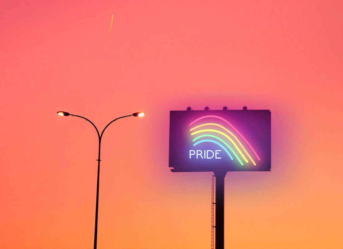Main visual : Pride 2020: A reflection on the past, present and future