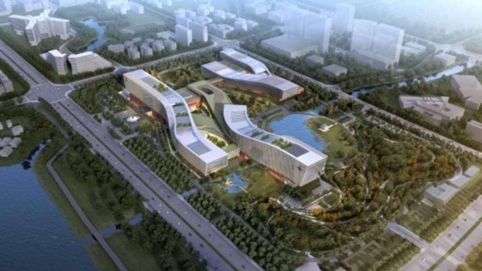 メインビジュアル : 量子コンピューティングのための大規模な研究センターを新設する中国