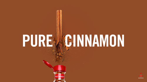Flavor Story: Pure Ground Cinnamon