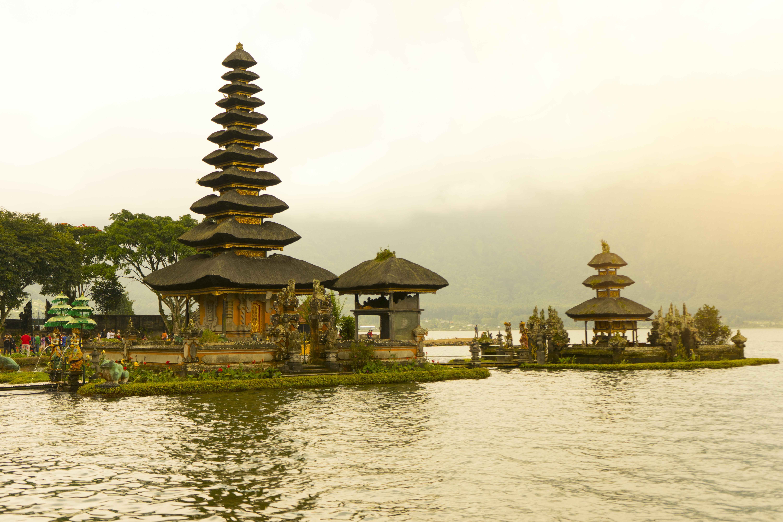 Pura Ulun Danu in Bali